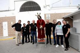 El Cautivo entra un año más en el centro penitenciario de Ibiza