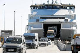 La web de permisos para circular por la isla de Formentera registra 275 reservas el primer día