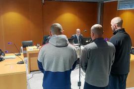 Seis meses de cárcel por el robo de una casa de Vila para tres delincuentes reincidentes