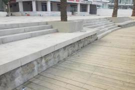 Proposta per Eivissa critica que el nuevo paseo de Figueretes incluye barreras arquitectónicas