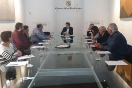 Primer paso para un servicio conjunto de taxis de nueve municipios de Mallorca