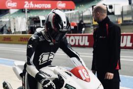 Kike Ferrer correrá las 24 Horas de Le Mans