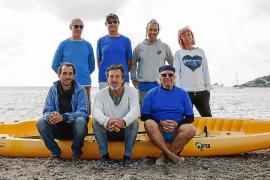 Enganchados al voluntariado de 'Un mar de posibilidades'