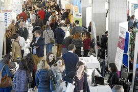 El 77 % de graduados por la UIB logra trabajo a los tres años de acabar los estudios
