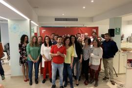 Más de 200 personas participan en la presentación de Ana Juan como candidata del PSIB al Consell de Formentera