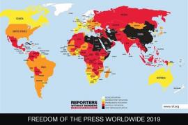 Turkmenistán, Corea del Norte y Eritrea, los países que menos respetan la libertad de prensa, según RSF
