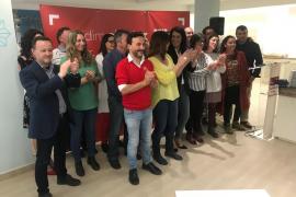 Los socialistas presentan una lista renovada en un 60% al Consell de Formentera