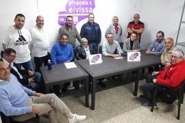 Toni Roldán presenta una lista electoral con «personas preparadas para gestionar Vila»