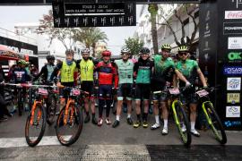 La segunda etapa de la Vuelta a Ibiza, en imágenes (Fotos: D. Espinosa / J. Izeta).