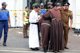 Una ola de atentados deja al menos 290 muertos y 500 heridos en Sri Lanka durante el Domingo de Pascua