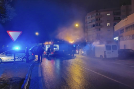 Cinco accidentes de tráfico en 48 horas con alcoholemias positivas en Ibiza