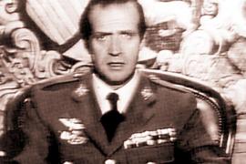 «El papel de don Juan Carlos en el 23-F es sobradamente conocido»