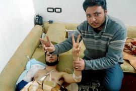 Siria aumenta los bombardeos pese a la creciente oposición mundial