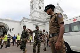 Estado Islámico reivindica los atentados del Domingo de Resurrección en Sri Lanka