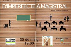 Iván Martín Guerrero presenta en Sa Màniga la comedia grupal 'D'imperfecte a magistral