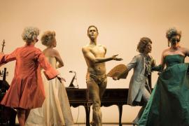 'Los elementos', del compositor mallorquín Antoni Literes, se representa en el Teatre Principal de Palma