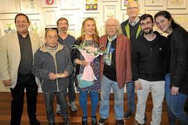 Gustavo celebra su 80 aniversario en Cap Vermell