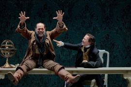 La Compañía Nacional de Teatro Clásico presenta 'El castigo sin venganza' en el Teatre Principal de Palma