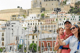 Bajan un 21% las pernoctaciones en Ibiza y Formentera en el mes de marzo