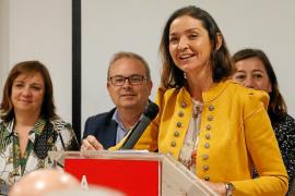 Reyes Maroto anuncia que el PSOE invertirá diez millones en zonas turísticas maduras