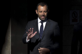 Sandro Rosell, absuelto del delito de blanqueo de comisiones