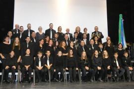 El Auditòrium Sa Màniga acoge el concierto 'Constrast' de la Banda de Música de Sant Llorenç des Cardassar