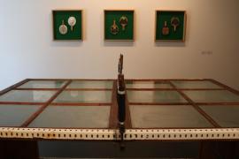 La exposición sobre memoria histórica 'Memòries 1936-39' se puede visitar en el Casal Solleric