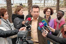Arnau Mañas y Jordi Escandell, candidatos de Ara Eivissa al Consell y al Parlament
