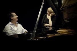 El Teatre Principal de Palma acoge la actuación de Antònia Vicens y Andreu Riera