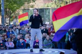 Iglesias desconfía de Sánchez y su posible pacto con Ciudadanos