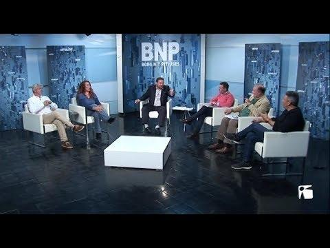 Los cinco partidos con mayor expectativa de voto defienden sus propuestas en BNP