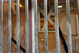 Atacan la sede nacional de Vox y rompen los cristales