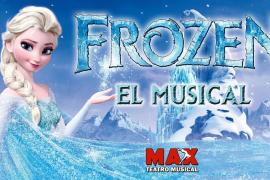 La Sala Dante acoge el espectáculo 'Frozen, el musical'
