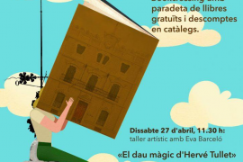 El museo Modernista Can Prunera acoge jornadas de Bookcrossing