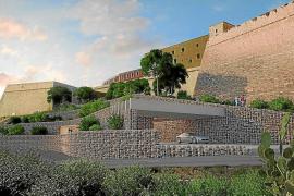 El Gobierno retomará las obras del Parador de Ibiza con una inversión de 21,1 millones