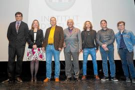 El Institut d'Estudis Eivissencs entrega la Menció d'Honor Sant Jordi a Pere Vilàs