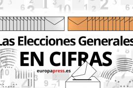 Las elecciones generales, en cifras
