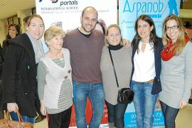 Fiesta solidaria en el colegio Ágora a beneficio de Aspanob