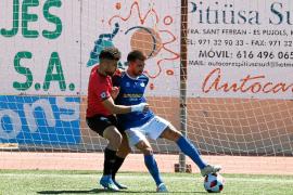 El Formentera se lleva los tres puntos en el descuento ante el San Rafael