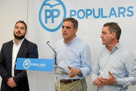 El PP se estrella en Ibiza y dice que un gobierno de izquierdas provocará «parálisis» en las instituciones
