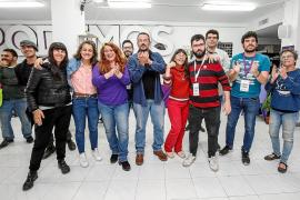 Unidas Podemos se mantiene como segunda fuerza más votada en las Pitiusas