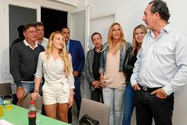 Alegría contenida en Vox Ibiza tras conseguir un diputado por Balears
