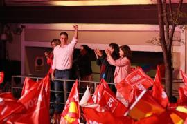 El PSOE intentará gobernar en minoría