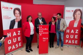Cautela en el PSOE de Ibiza de cara al 26M al no haber «dos elecciones iguales»