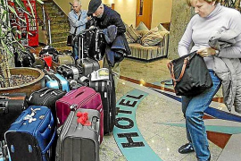 Los viajes del Imserso en Balears, en peligro por las quejas de los hoteleros
