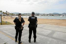 Condenado a dos años de cárcel un británico detenido por vender drogas en Sant Antoni