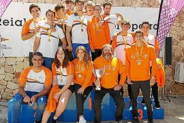 Sánchez y el támden Galindo-Prats se proclaman campeones de Balears