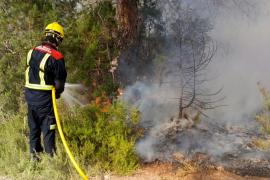Desde este miércoles y hasta el 15 de octubre está prohibido hacer fuego en zonas forestales en Formentera