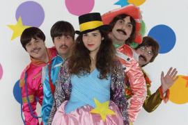 El espectáculo infantil 'The Beatles for children' se representa en Trui Teatre
