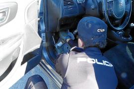 Detenido un joven que pretendía traer 1,8 kilos de hachís a Ibiza estando en búsqueda
